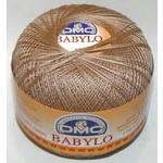 Babylo Crochet Cotton Thread Size 10 50gm 3864 Pale Brown