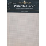 Mill Hill Perforated Paper - White 2 pack