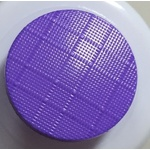 Button - 15mm Purple Shank