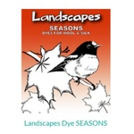 Kraftkolour Landscapes Dyes - Seasons