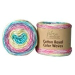 Fibra Natura Cotton Royal Color Waves 10 ply