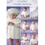 Crochet Double Knitting Book 290