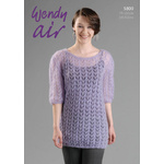 Wendy Air Lacy Tunic 5800