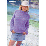Sirdar Wow Sweater 8367
