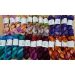 Fiber Lily Super Soft Sock Yarns 4 Ply