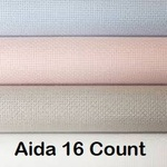 Fabric Aida - 16 Count