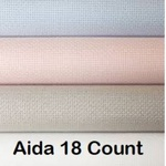 Fabric Aida - 18 Count