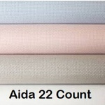 Fabric Aida - 22 Count