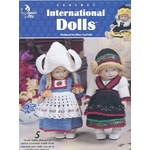 Annie's Attic - International Dolls