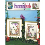 True Colors Cross Stitch - Hummingbirds