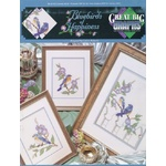 True Colors Cross Stitch - Bluebirds of Happiness