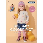 Patons Big Baby Colour Riot Book 8029
