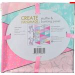 Stuffie & Bunting Panel - Unicorn