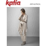 Katia Air Alpaca Wrap Cardigan