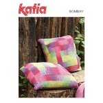 Katia Bombay Cushion TX399