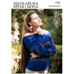 Filatura di Crosa Striped Pullover F1007