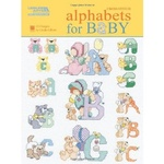 5858 - Alphabets for Baby Cross Stitch