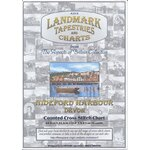 Bideford Harbour Devon Cross Stitch Pattern