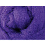 Ashford Corriedale Fibre 025 Purple