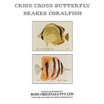Criss-Cross Butterfly & Beaked Coralfish