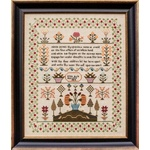 Eliza Rule 1824 Cross Stitch