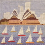 Sydney Opera House Kit IW810