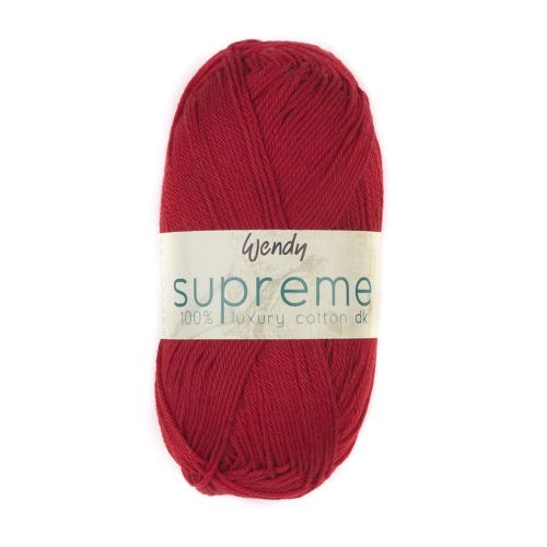 Wendy Supreme Luxury Cotton DK/8 Ply