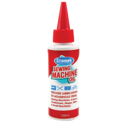 Triumph Sewing Machine Oil